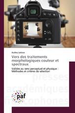 Vers des traitements morphologiques couleur et spectraux