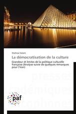 La démocratisation de la culture