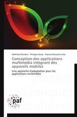 Conception des applications multimédia intégrant des appareils mobiles