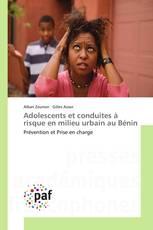 Adolescents et conduites à risque en milieu urbain au Bénin