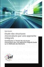 Etude des structures microrubans par une approche intégrale