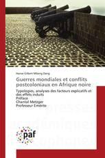 Guerres mondiales et conflits postcoloniaux en Afrique noire