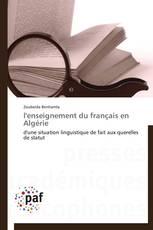 l'enseignement du français en Algérie