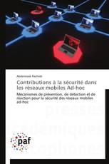 Contributions à la sécurité dans les réseaux mobiles Ad-hoc