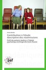 Contribution à l'étude descriptive des réadmissions