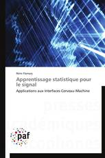 Apprentissage statistique pour le signal