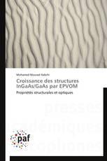 Croissance des structures InGaAs/GaAs par EPVOM