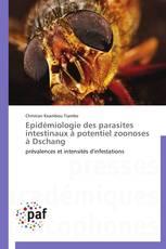 Epidémiologie des parasites intestinaux à potentiel zoonoses à Dschang