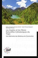Les Argiles et les Fibres Naturelles Cellulosiques du Togo