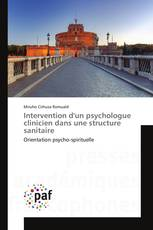 Intervention d'un psychologue clinicien dans une structure sanitaire