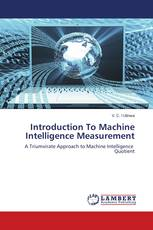 Introduction To Machine Intelligence Measurement