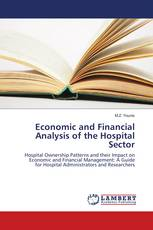 Economic and Financial Analysis of the Hospital Sector