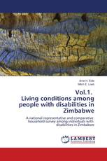 Vol.1.   Living conditions among people with disabilities in Zimbabwe