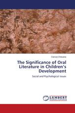 The Significance of Oral Literature in Children's Development