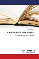 Constitutional War Powers