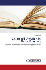 Cell-to-cell Diffusion in Plastic Foaming