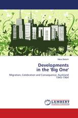 Developments in the 'Big One'