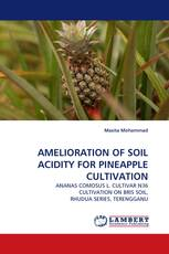 AMELIORATION OF SOIL ACIDITY FOR PINEAPPLE CULTIVATION