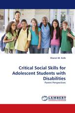 Critical Social Skills for Adolescent Students with Disabilities
