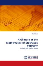 A Glimpse at the Mathematics of Stochastic Volatility