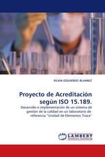 Proyecto de Acreditación según ISO 15.189.