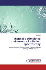 Thermally Stimulated Luminescence Excitation Spectroscopy