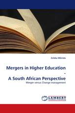 Mergers in Higher Education - A South African Perspective