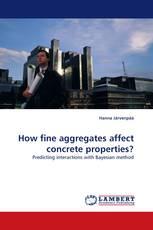 How fine aggregates affect concrete properties?