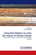 Using Real Options to value the impact of climate change