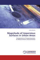 Magnitude of Impervious Surfaces in Urban Areas