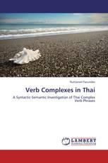 Verb Complexes in Thai
