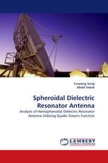 Spheroidal Dielectric Resonator Antenna
