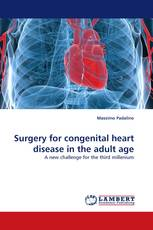 Surgery for congenital heart disease in the adult age