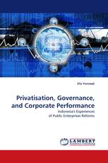 Privatisation, Governance, and Corporate Performance