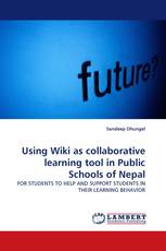 Using Wiki as collaborative learning tool in Public Schools of Nepal