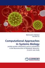 Computational Approaches In Systems Biology