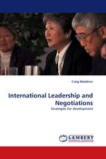 International Leadership and Negotiations