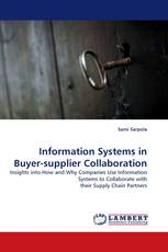Information Systems in Buyer-supplier Collaboration