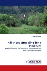 Hill tribes struggling for a land deal