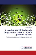 Effectiveness of the buddy program for parents of very preterm infants