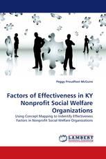 Factors of Effectiveness in KY Nonprofit Social Welfare Organizations