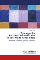 Tomographic Reconstruction of Label Images Using Gibbs Priors