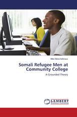 Somali Refugee Men at Community College