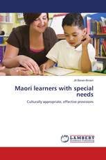 Maori learners with special needs