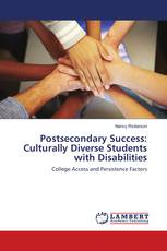 Postsecondary Success: Culturally Diverse Students with Disabilities