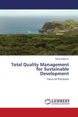 Total Quality Management for Sustainable Development