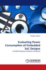 Evaluating Power Consumption of Embedded SoC Designs