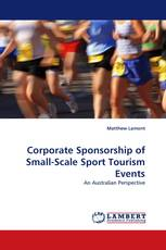 Corporate Sponsorship of Small-Scale Sport Tourism Events