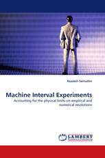 Machine Interval Experiments