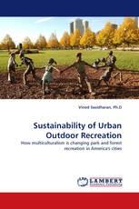Sustainability of Urban Outdoor Recreation